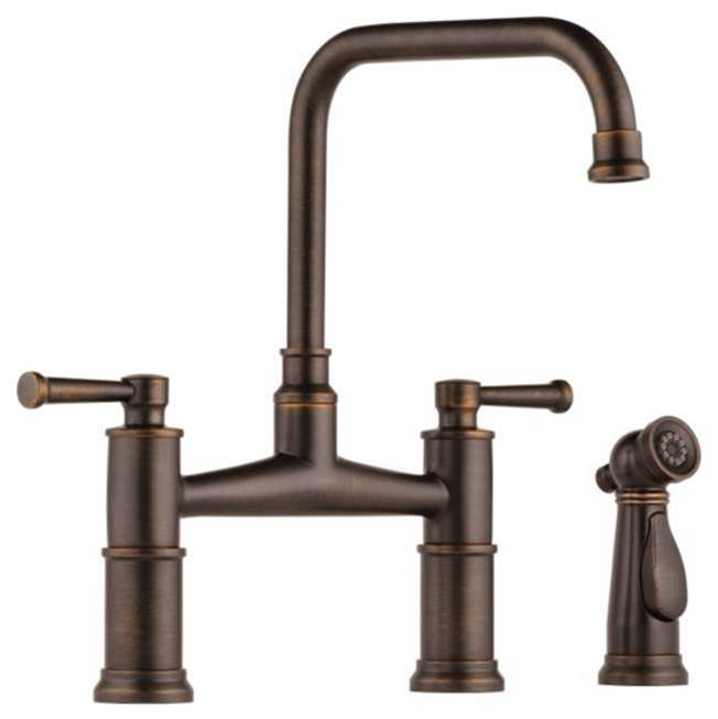 Kitchen Faucets Bronze Tones | The Plumbery - Rocklin ...