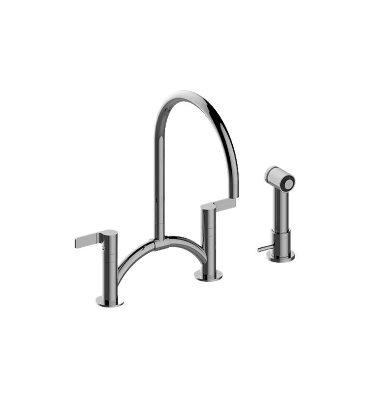 Graff Kitchen Faucets Gold Tones | The Plumbery - Rocklin ...