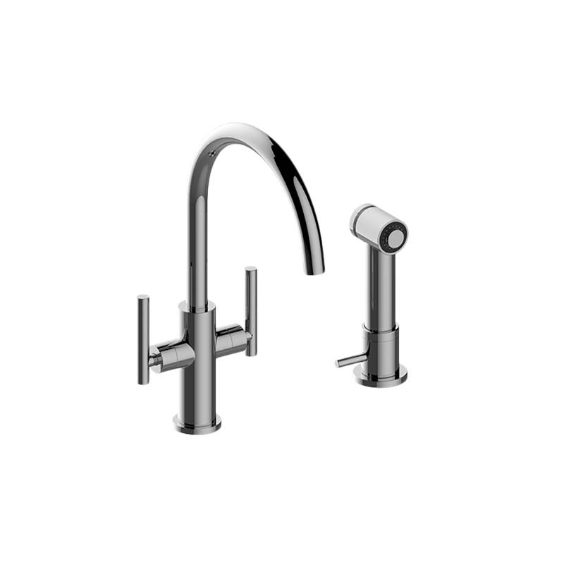 Graff Kitchen Faucets White | The Plumbery - Rocklin-Redwood ...